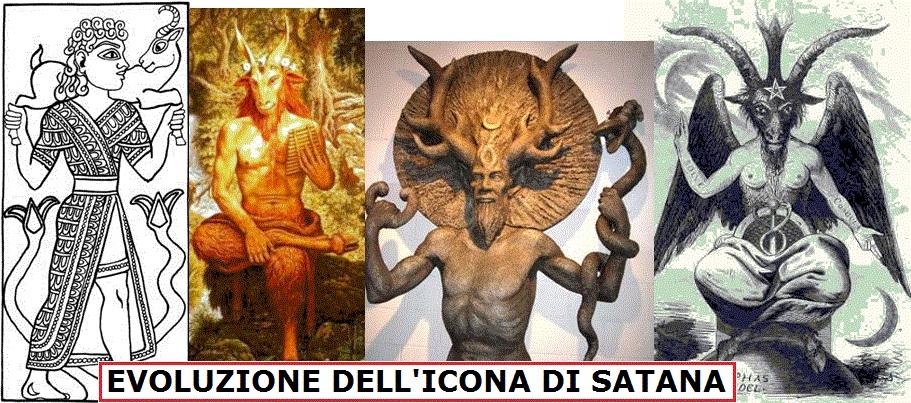 EVOLUZIONE SATANA