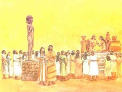 FRAMMENTO YAHWEH- ASHERA
