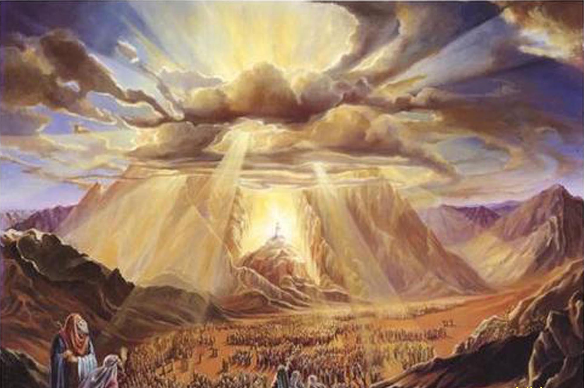 MOSE' SINAI 1