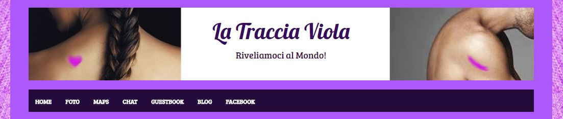 CHI SIAMO -LA TRACCIA VIOLA-