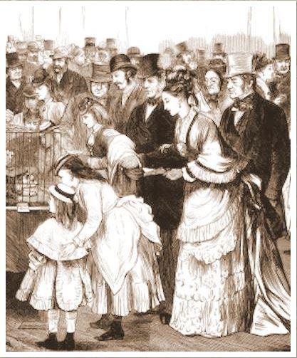 PRIMA ESPOSIZIONE GATTI LONDRA 1871