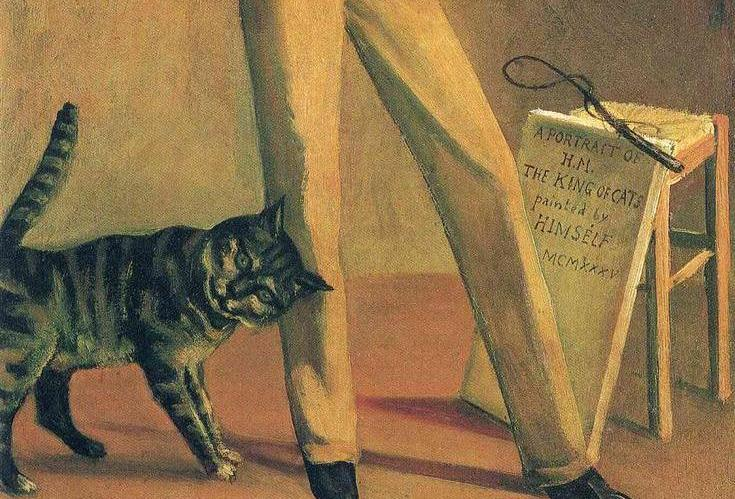 The King of Cats – Balthus