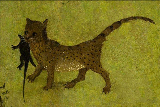 Trittico del Giardino delle Delizie – Hieronymus Bosch