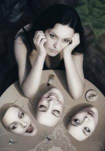 ego maschere